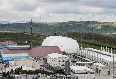[:tr]Çöp Gazından Enerji[:en]Landfill Gas To Energy